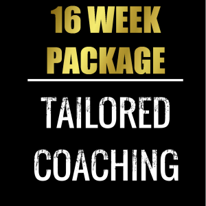 16 WEEK COACHING