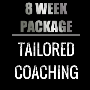 8 WEEK COACHING