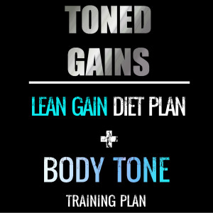 LEAN GAIN BODY TONE BUNDLE